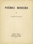 PoemesMinieurs